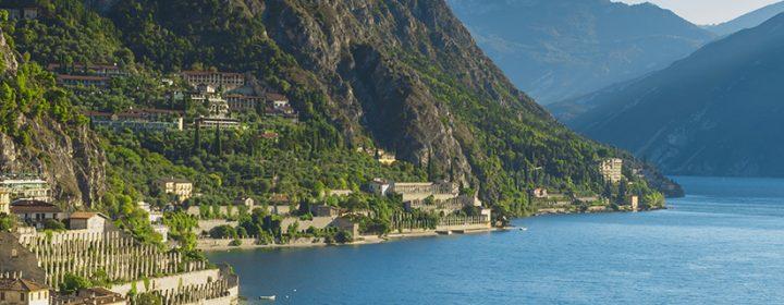Die drei schönsten Seen Italiens