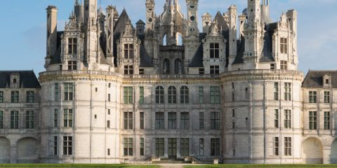 Die Schlösser im Tal der Loire