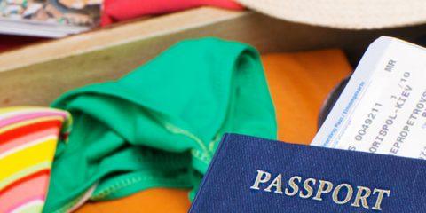 Ich packe meinen Koffer und nehme mit…