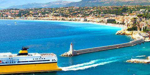 Die französische Mittelmeerküste – Teil II: Die Städte an der Côte d'Azur