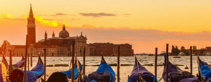 Camping mit Kindern bei Venedig