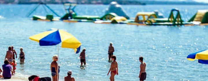 Unterwegs mit Ton & Lucia im Feriendorf an der kroatischen Küste