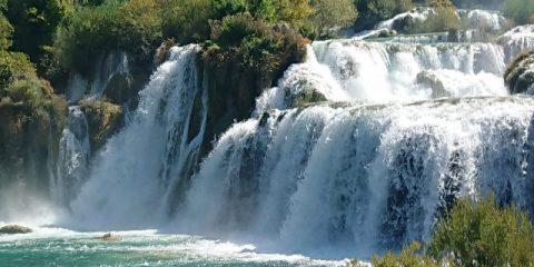 Krka-Wasserfälle: Da müsst ihr hin!