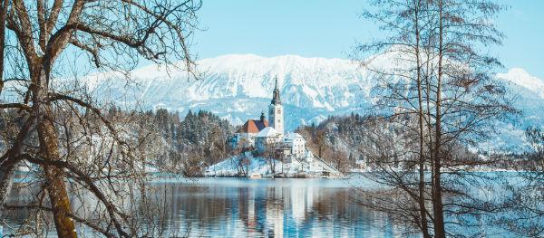 winter Slowenien