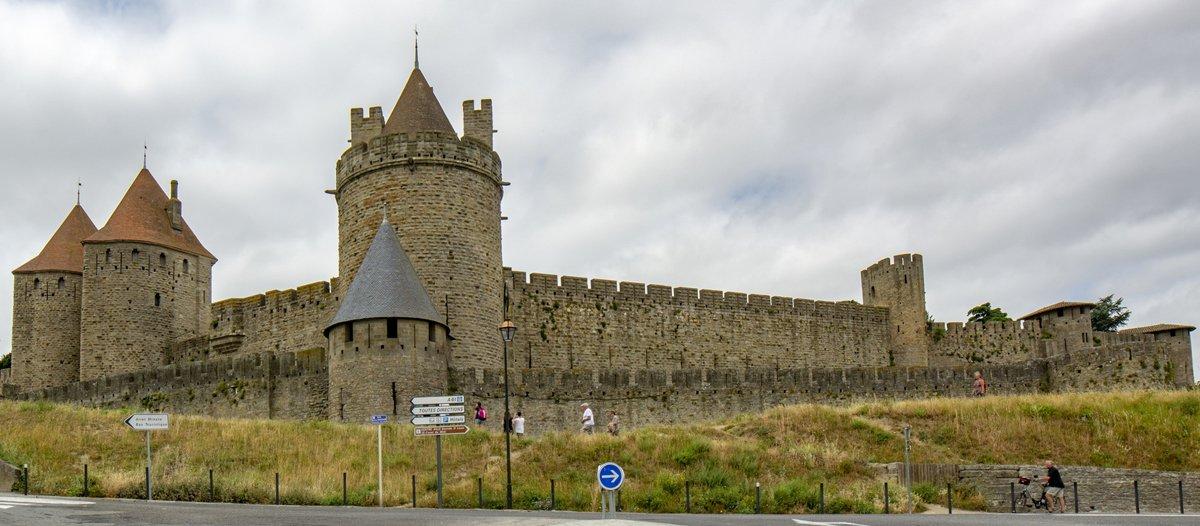 Carcassonne im Languedoc