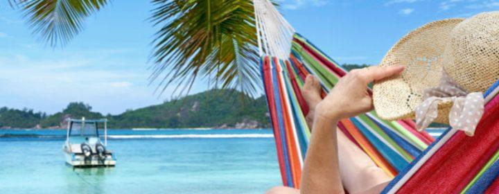 Urlaub machen heißt, dem Gehirn frei geben