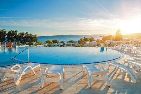 Wellness op Krk Premium Camping Resort