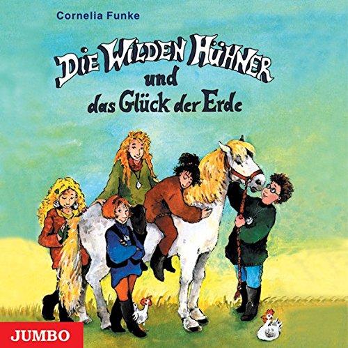 Die Wilden Hühner von Cornelia Funke