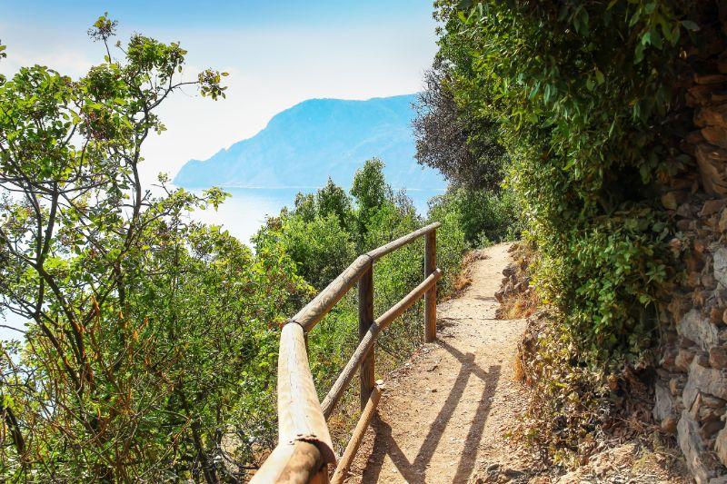 Wandern Cinque Terre