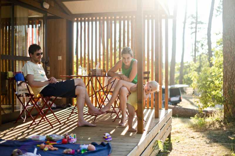 SunLodge Familie Camping