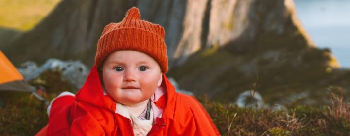 Campen mit Baby: Wann und wie ist das möglich?
