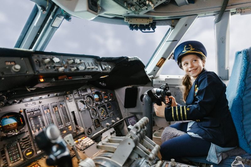 Aviodrome Flugsimulator