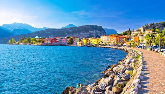 Urlaub in Italien Gardasee