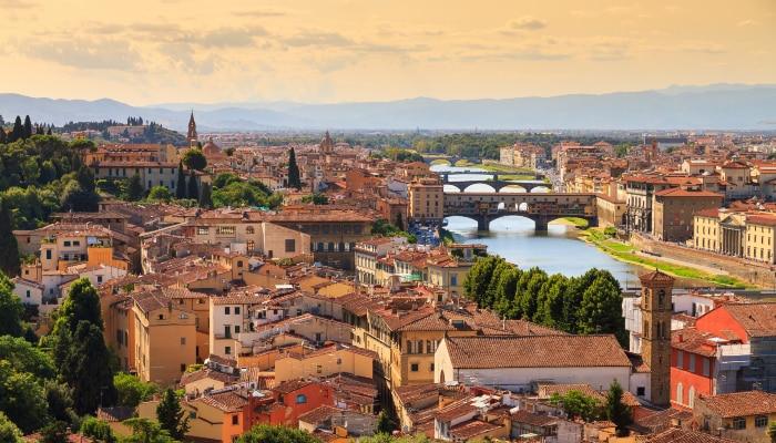 Urlaub in Italien - Florenz