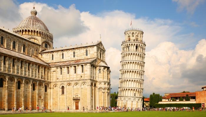 Urlaub in Italien - Pisa