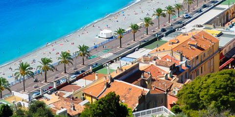 Die französische Mittelmeerküste – Teil III: Ein Urlaubstag in Nizza