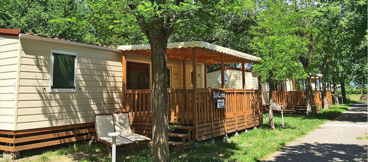 große Familie Glamping Camping Urlaub Kroatien Italien Istrien Venezien Bijela Uvala Tenuta Primero Pula Venedig SunLodge Sequoia
