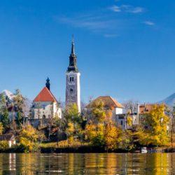 Slovenië: het meer van Bled