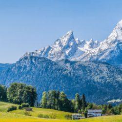 Landschap Beieren