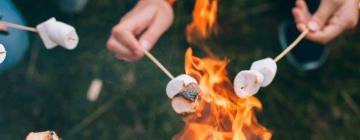 5 tolle Aktivitäten für einen Abend am Lagerfeuer