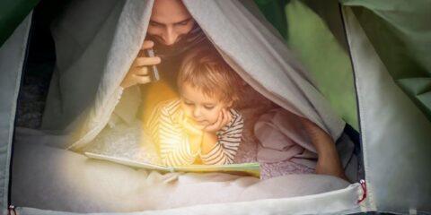 Spannende Camping-Geschichten für Kinder