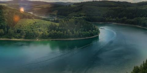 Seensucht: 5 deutsche Seen an besonderen Orten