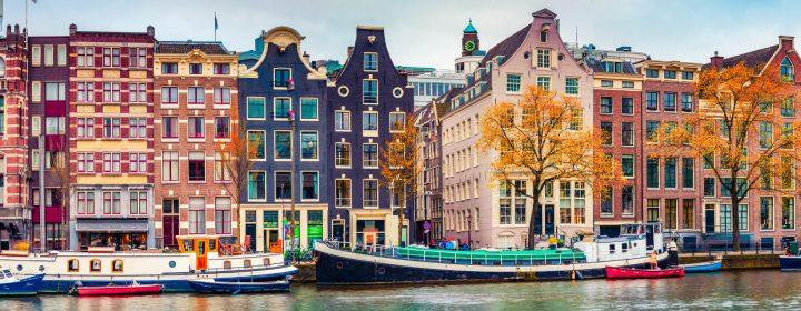 Weltkulturerbe: Amsterdam und Brügge