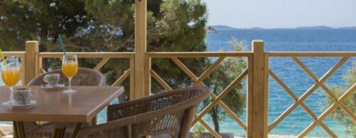 Kroatien: 5x Urlaub im Mobilheim direkt am Meer und Strand