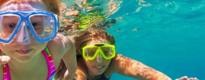 7 tolle Wassersportarten für Kinder
