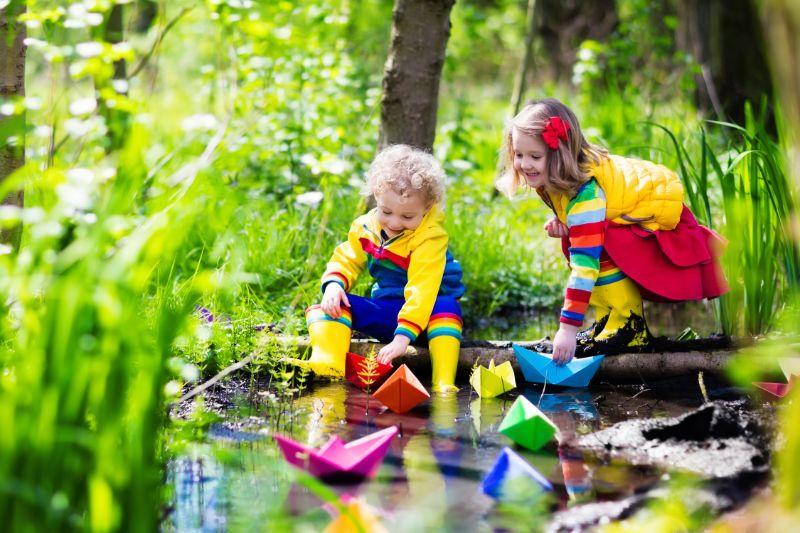 Kinder Natur